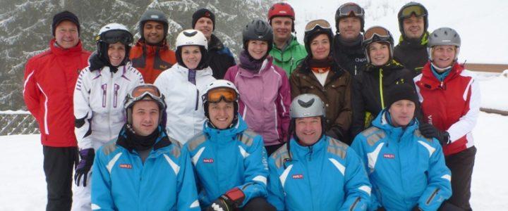 Alpin-Skikurs für Erwachsene