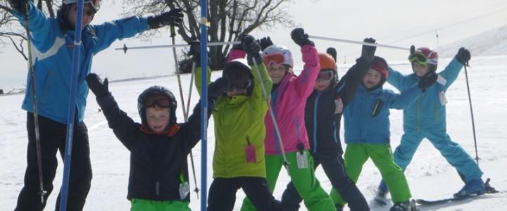 Skitraining 2015