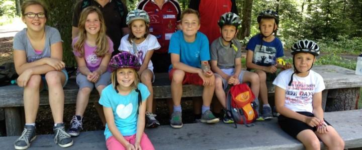 Radtour der Fördergruppe 2015